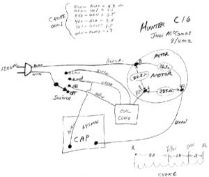 wiring diagram for a hunter ceiling fan the wiring diagram hunter capacitor wiring hunter wiring diagrams for car or truck wiring diagram